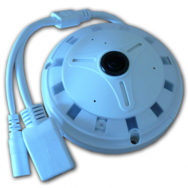 Camera 360 gradi IP WI-FI